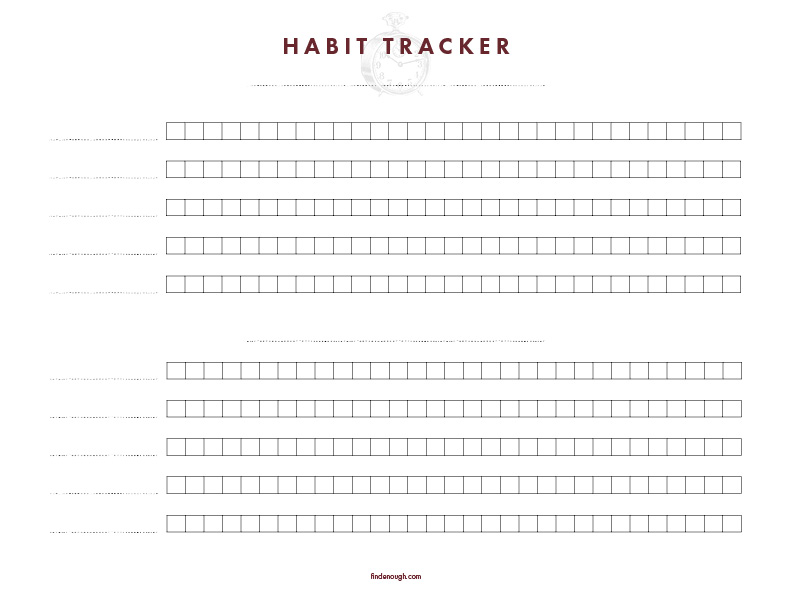 printable-habit-tracker-multiple